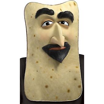 Sausage Party Lavash Mask