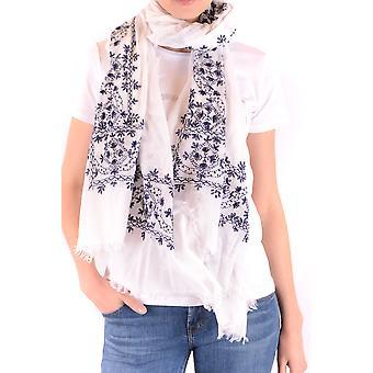 Altea Ezbc048121 Women's White Cotton Scarf