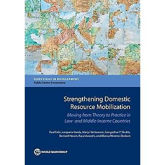 Strengthening domestic resource mobilization - moving from theory to p