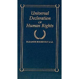 Universal Declaration of Human Rights by Eleanor Roosevelt - 97815570