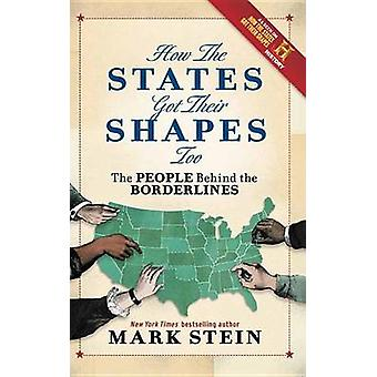 How The States Got Their Shapes by Mark Stein - 9781588343505 Book