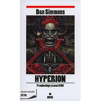 Hyperion by Dan Simmons - 9788498723069 Book