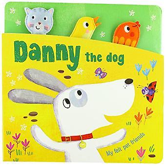 My Felt Farm Friends - Danny Dog by Yoyo Books - 9789463349321 Book