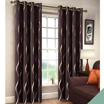 Comfort Collection Eyelet Curtain - Lamina