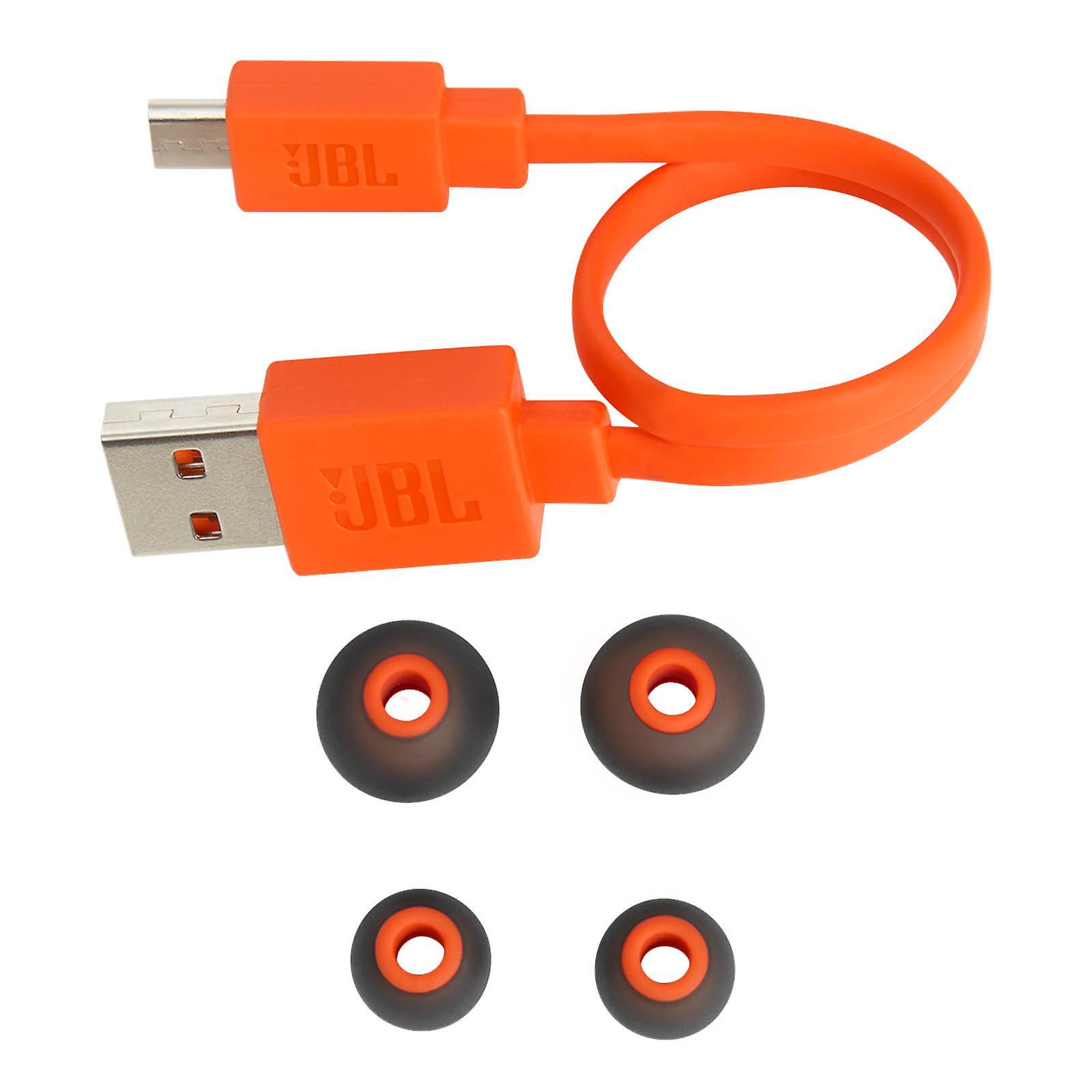 JBL T110BT Magnetic Remote Control + Microphone Bluetooth Earphones - Black