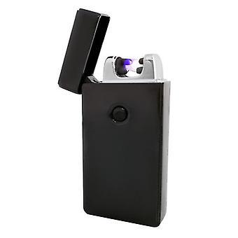 USB-Feuerzeug, Elektrischer Lichtbogen (Schwarz)