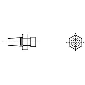 Weller R06 Hot air nozzle Hot air nozzles Tip size 3 mm Content 1 pc(s)