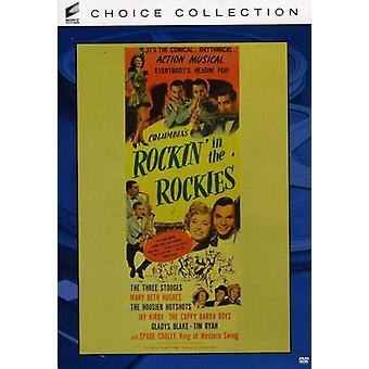Rockin ' in de Rockies [DVD] USA import