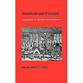 Durkheim et Foucault: Perspectives en éducation et de la répression (Studies in Progessive Halakhah, 4)