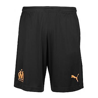 2019-2020 Marseille Training Shorts (Black)