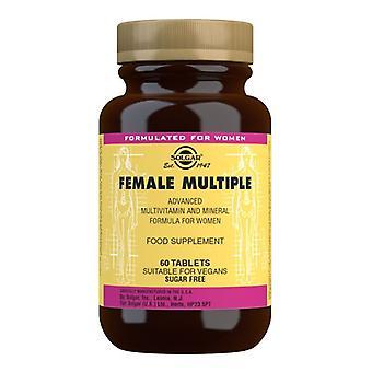 Solgar Female Multiple Tablets 60 (1074)