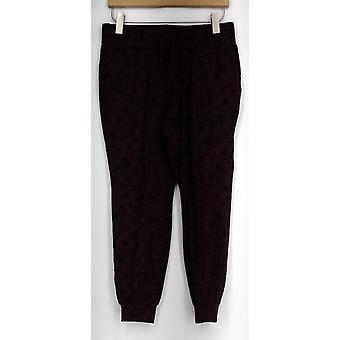 Anybody Petite Lounge Pants, Sleep Shorts SP Loungewear Cozy Pant Purple A298207