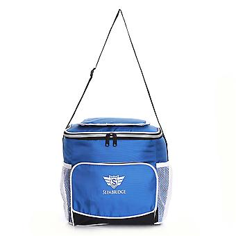 Slimbridge Biggar isolati Picnic Bag, blu