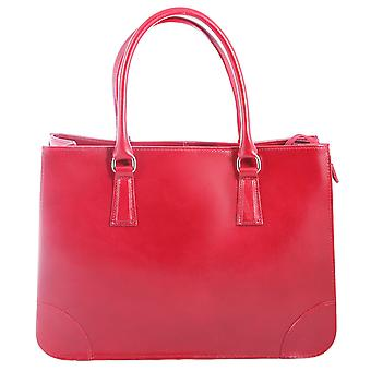 Handbag made in leather 9113