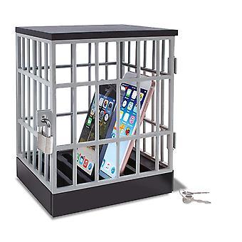 Handy Gefängnis Gefängnis mit Vorhängeschloss - Lock Away Handys für Die Familie Zeit!