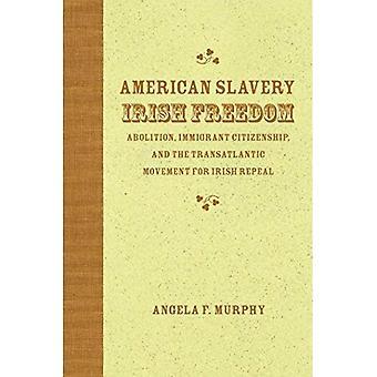 Amerikanske slaveri, irsk Freedom