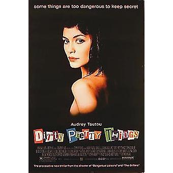 Dirty Pretty Things (Single Sided Regular) Oryginalny plakat kinowy