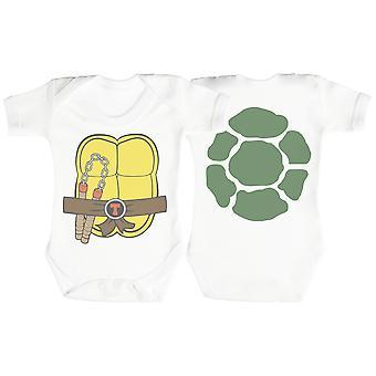 Ninja Turtle - Baby Bodysuit