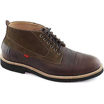 MARC JOSEPH NEW YORK Mens Leather Made in Brazil Williamsburg Boot Sneaker
