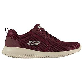 Skechers Womens Ladies UF Spirits Low Running Shoes Sneakers Lace Up Trainers