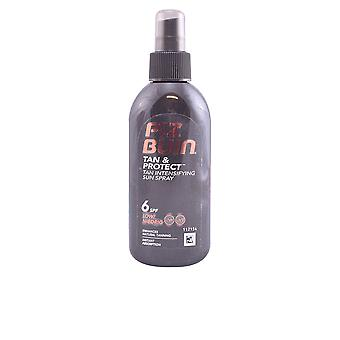 Piz Buin Tan & protéger intensifie Spray Spf6 150 Ml unisexe