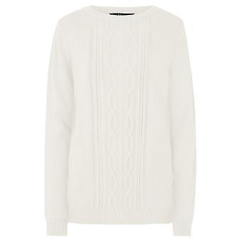 Sugarhill Boutique Dames's Lena Heart Sleeve Sweater