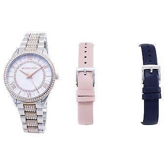 Michael Kors Lauryn MK4366 Diamond accenten Quartz vrouwen ' s horloge