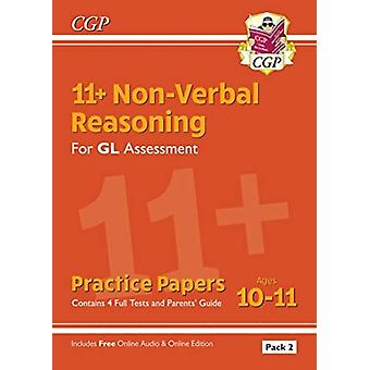 New 11 GL NonVerbal Reasoning Practice Papers Ages 1011