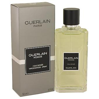 Guerlain Homme L'eau Boisee Eau De Toilette Spray By Guerlain   538868 100 ml
