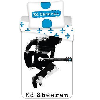 Ed Sheeran Guitar Put-on Bedbed Bedline 140x200+70x90cm Ed Sheeran Guitar Put-on Bedbed Bedline 140x200+70x90cm