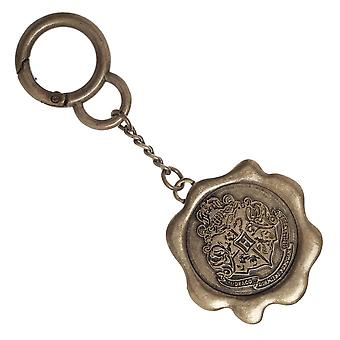 Key Chain - Harry Potter - Hogwarts Wax Seal New ke74lvhpt