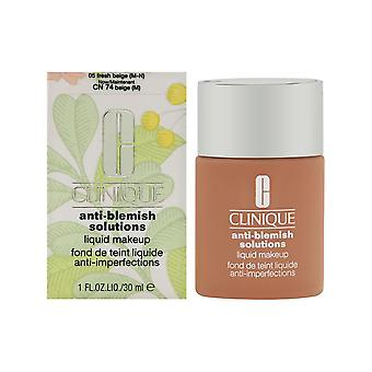 Clinique anti-blemish solutions liquid makeup cn 74 beige