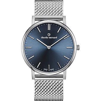 Claude Bernard - Wristwatch - Unisex - Slim Line 41 MM - 20219 3M BUIN