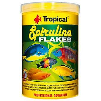 Tropical Spirulina 100 Ml (Fish , Food , Warm Water)