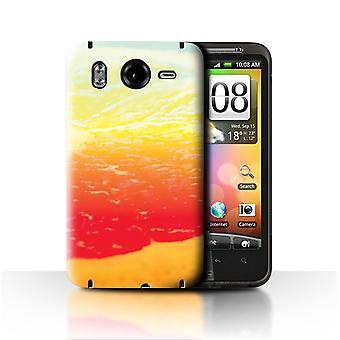 STUFF4 Case/Cover for HTC Desire HD/G10/Grapefruit/Fruit/Vivid Ombre