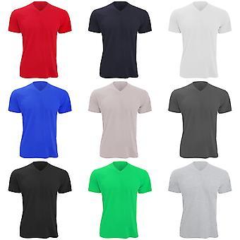 SOLS Mens Victory V Neck Short Sleeve T-Shirt