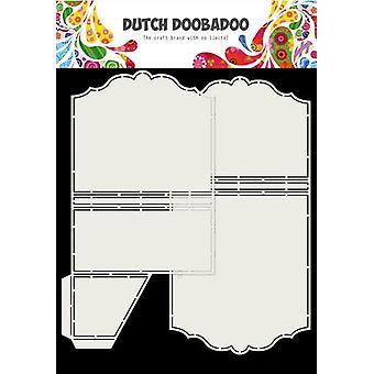 Niederländische Doobadoo Karte Art Mini Album mit Tasche A4 470.713.776