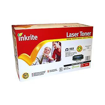 Inkrite Laser Toner Cartridge Compatible with HP 4  4+ 4M 5 5M 5N Black (Hi-Cap)