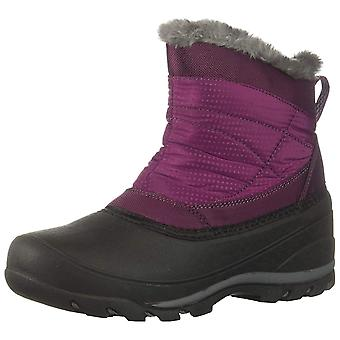 Northside Women's Alana Snow Boot Wine 6 Medium US