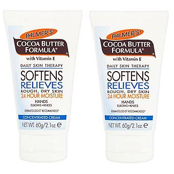 Palmer's Cocoa Butter Formula Concentrated Cream Tube 60g (2-Pack)