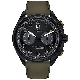 Edox - Wristwatch - Men - 08005 37NNVCV NNV - Dolphin