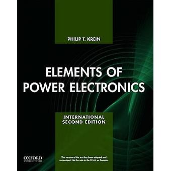 Elements of Power Electronics (2nd Revised edition) by Philip Krein -