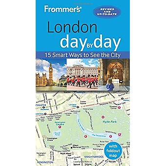 Frommer's London day by day by Donald Strachan - 9781628874105 Book