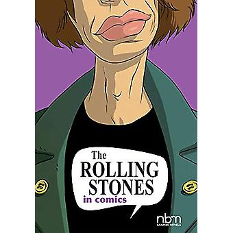 The Rolling Stones In Comics by Ceka - 9781681121987 Book