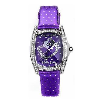 """שעון נשים הלו קיטי כרונוטק CT7094SS-43 (28 מ""""מ) (Ø 28 מ""""מ)"""