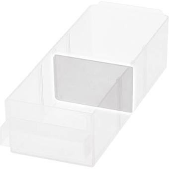raaco Drawer cabinet dividers (Ø x H) 1.6 mm x 32 mm 60 pc(s)