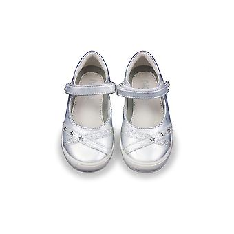 Noel elba silver mary-jane shoes