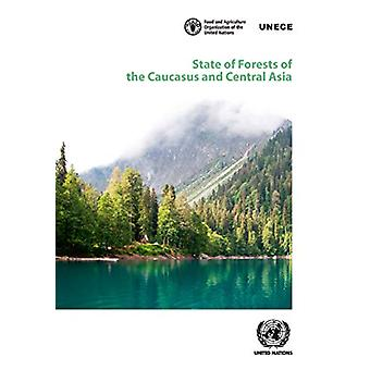 State of forests of the Caucasus and central Asia - overview of forest