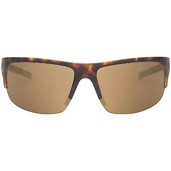 Electric California Tech One Pro Sunglasses - Matte Tort Shell/Polarized Bronze Pro