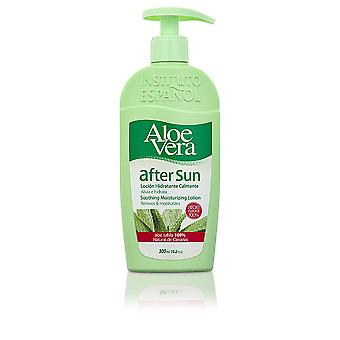 Instituto Español Aloe Vera Aftersun Loción Calmante 300 Ml Unisex